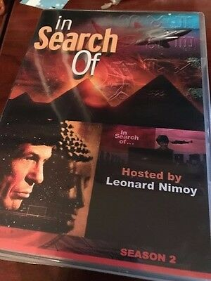 In Search Of...: Season 2 (DVD, 2013, 3-Disc Set)