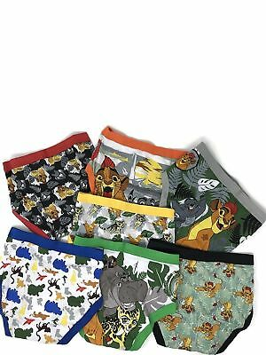 Disney Toddler Boys' Lion Guard 7 Pack