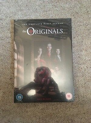 The Originals Complete First Season DVD