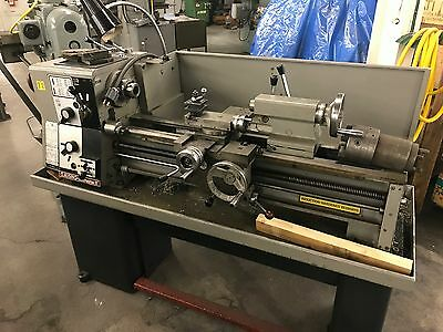 """Clausing Colchester 11"""" Lathe"""