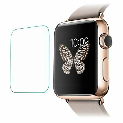 New Apple Watch iWatch 42mm Cover Tempered Glass Clear Face Screen Protector