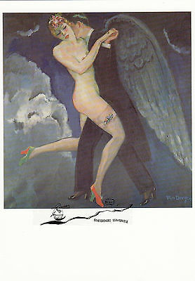 Kunstkarte: Kees van Dongen - Tango of the Archangel