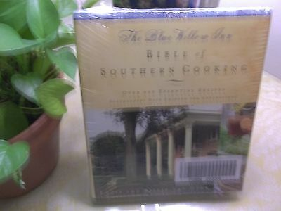 The Blue Willow Inn Bible of Southern Cooking Recipes Cookbook