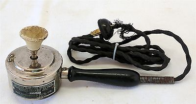 Antique THE STAR ELECTRIC VIBRATOR by Fitzgerald Mfg. Co. / early 20th Century