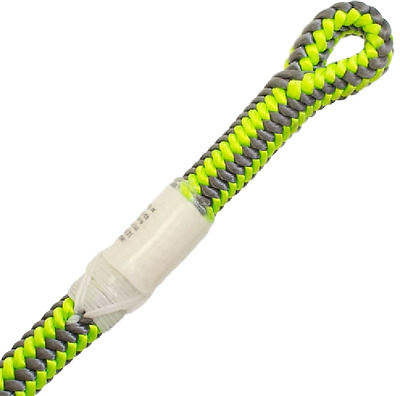 "Samson Hawkeye Climbing Rope, Arbormaster 16 Strand 1/2"" various lengths/options"