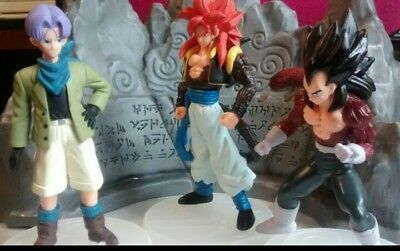 Dragonball Z GT PVC Figures lot #3
