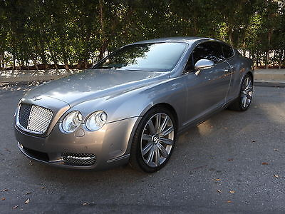 2007 Bentley Continental GT Mulliner Edition, Low Mileage! 2007 Bentley Continental GT, Mulliner Edition, As New Condition, Low Mileage!
