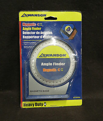Swanson Tool AF006M Magnetic Angle Finder New in package