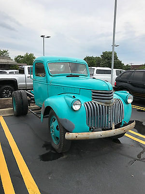 1942 Chevrolet Other Pickups  1942 Chevrolet 1.5 ton pickup dually