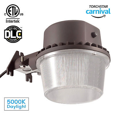Outdoor Led 35w Flood Light Security Lighting Yard Photo Cell Daylight 5000k
