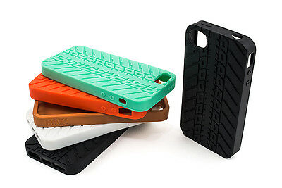 Kink BMX i-Phone Case Suit 4/4S or 5 Kink Lyra Tire Pattern (Various Colours)