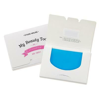 [ETUDE HOUSE] My Beauty Tool Oil Control Film Oil-Blotting Paper 50pcs/1pack NEW