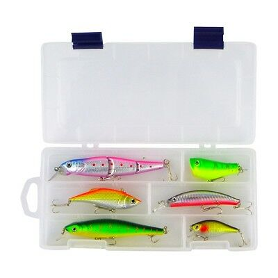 Blue Seas Compact 6 Lure Pack includes a 16 compartment tackle box