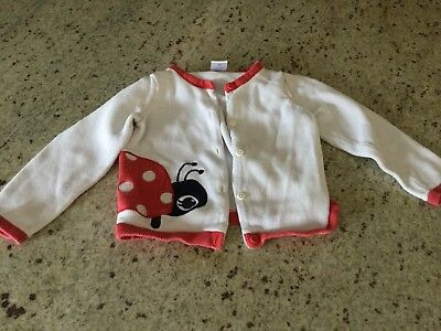 Baby Girl Sweater Size 3T By Gymboree