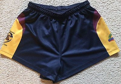 Lake Macquarie Rugby Union Shorts - Mens Size S - VGC