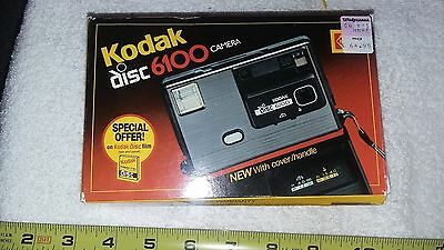 "Kodak Disc 6100 Camera Complete in Original Box with Carry Bag ""Does Not Work"""