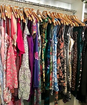 Massive Bulk Big Brand Preloved and New Womens Clothing / Bulk / Markets / 1500+