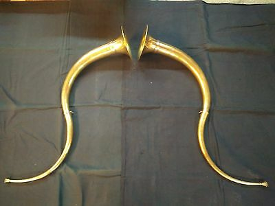 Big wind musical instrument brass bronze Kombu horn trumpet