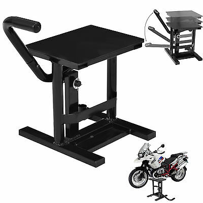 Motorcycle Lift Stand Dirt Bike Motocross Moto-X MX Maintenance Steel Enduro