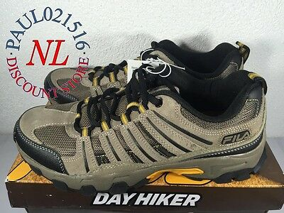 NEW FILA MEN'S Day Hiker Shoes ~ Pick Your Size ! ! $29.99