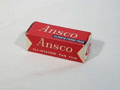 Vintage Roll Of Ansco 620 Film