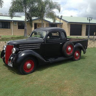 1936 Ford Coupe Ute.