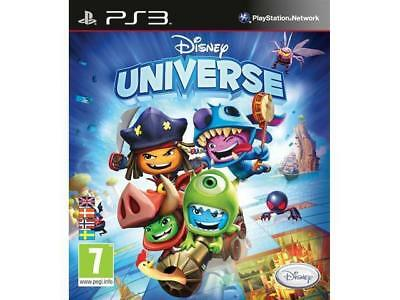 Disney Universe for PS3 new and sealed Playstation Network