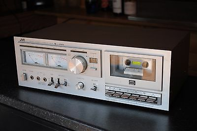 Vintage 1970s JVC KD-A3 Stereo Cassette Deck WORKING