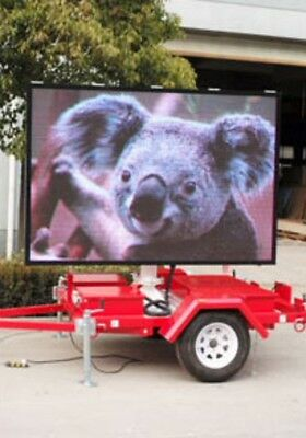 Mobile LED Video Screen - Event Hire - High Profit