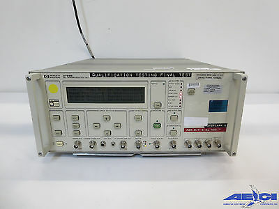 Hewlett-Packard 3789B Communications Analyzer W/ Option 200