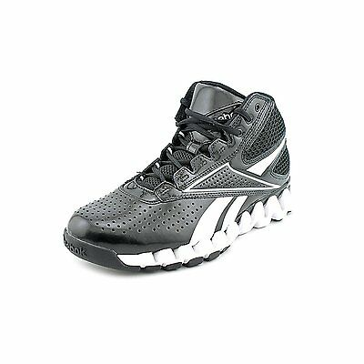 014b6d05fddde7 NEW REEBOK ZIG Energy Referee Shoes Patent Black Leather -  89.99 ...