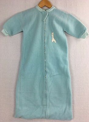 Vintage Marshall Field Co Childrens Sleepwear Kids Sack Trundle Bundle 60s 70s
