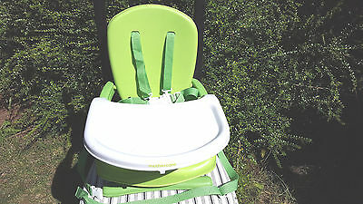 Mothercare Deluxe Folding Booster Seat For Use at the Table