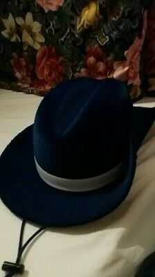 Reinactment/Band  Blue Hat -New head circumference approx21inSmall-Med plusbonus