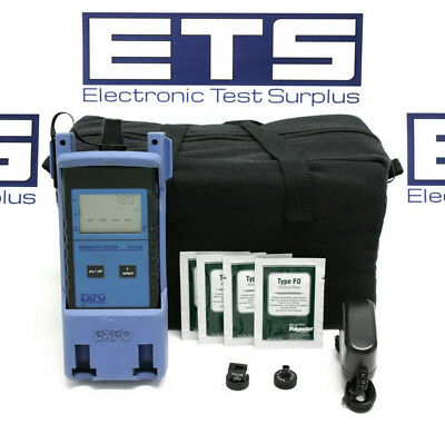 Exfo FOT-12AX-AT FOT-10A Fiber Optic Power Meter Tester FOT10A
