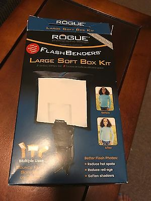 Rogue FlashBender Large Soft Box Kit