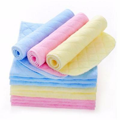 Soft Cotton Diapers Baby Diapers Washable Diapers Reusable Diapers Baby Supplies