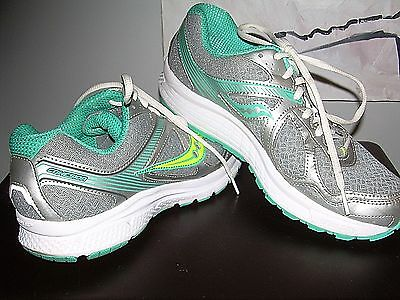 Saucony Cohesion 10  Womens Running Shoes Sneakers 15343-1  Size 9.5