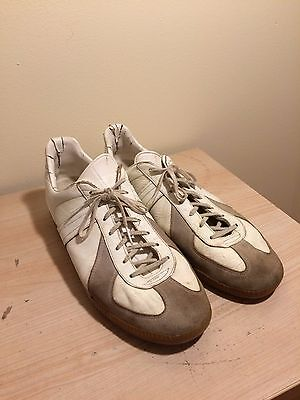 German Army Trainers size 10
