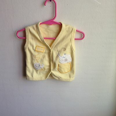 Baby Vest Preowned