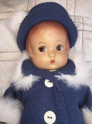 Effanbee Patsy Ann Doll Reproduction Ice Skater