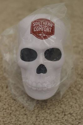 Southern Comfort SoCo Skull Foam White Halloween Squeeze Therapy NEW in Package