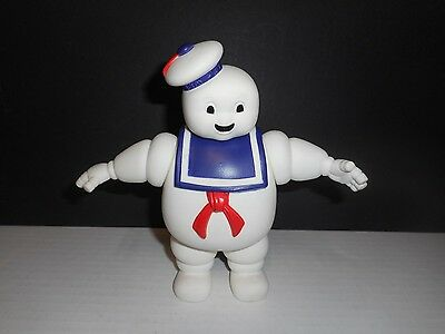 "1984 Ghostbusters Columbia Pictures Stay Puft Marshmallow Man Figure 7"" Freeship"