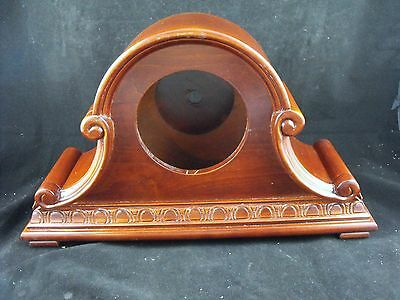 Nice wooden mantle clock case ( new, open box)