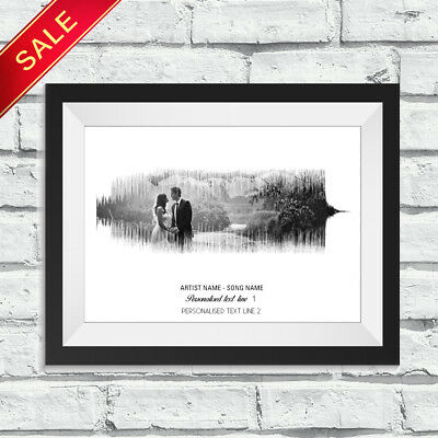 Linkin Park Quote Victimized A4 Sign Poster Print Picture Wall Art Home Deco