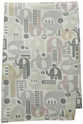 Lolli Living Naturi Fitted Sheet - Elephant