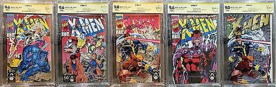 X-Men #1 (1991) Complete Set, CBCS 9.6, All Signed by Chris Claremont