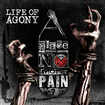 Life Of Agony Place Where There's No More Pain Vinyl LP NEW sealed