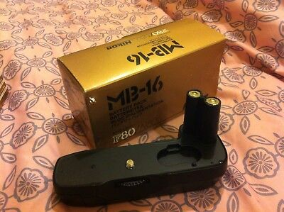 MB-16 Nikon Battery Pack Grip For F80/N80
