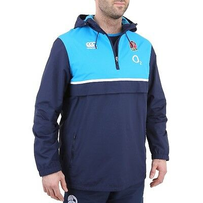 Canterbury England Rugby Mens Hooded Shower Jacket Size M Xl Rrp £60 Only 2 Left